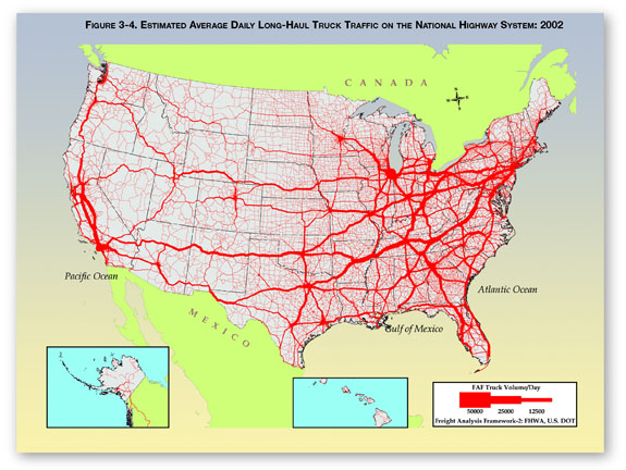 Congestion & Stress | Steel Interstate Coalition